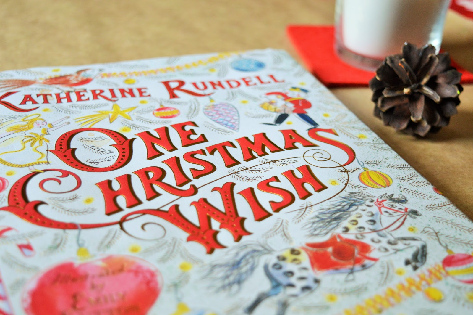 Book Review: One Christmas Wish by Katherine Rundell