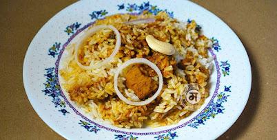 चिकन बिर्याणी - पाककला   Chicken Biryani - Recipes