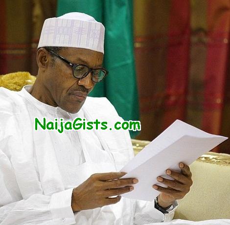 niger delta avengers hand written letter buhari