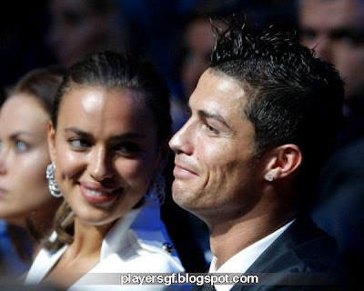 Cristiano Ronaldo and his Girlfriend