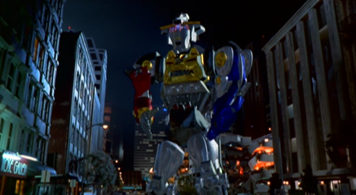 Movie Ninja Megazord