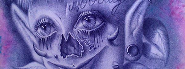 Anyelo Gonzalez Realismo Drawing