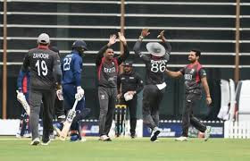 UAE vs USA 2nd T20 cricket live score, highlights