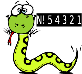 Python fatorial