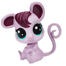 Littlest Pet Shop Small Playset Curlie Cheeseburg (#103) Pet