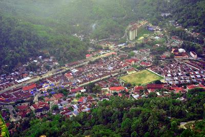 Kota Sawahlunto Pascatambang