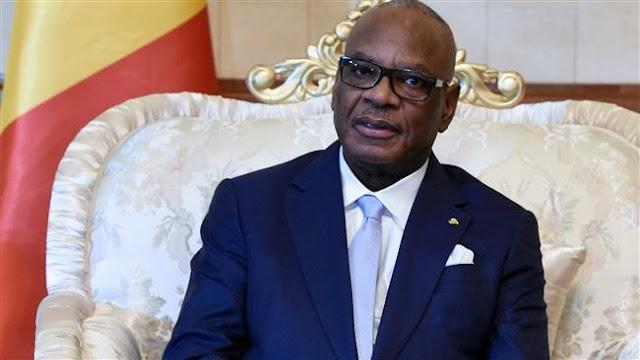 Mali's President Ibrahim Boubacar Keita reshuffles government