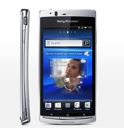 Kelebihan dan kekurangan Sony Xperia ARC S Terbaru