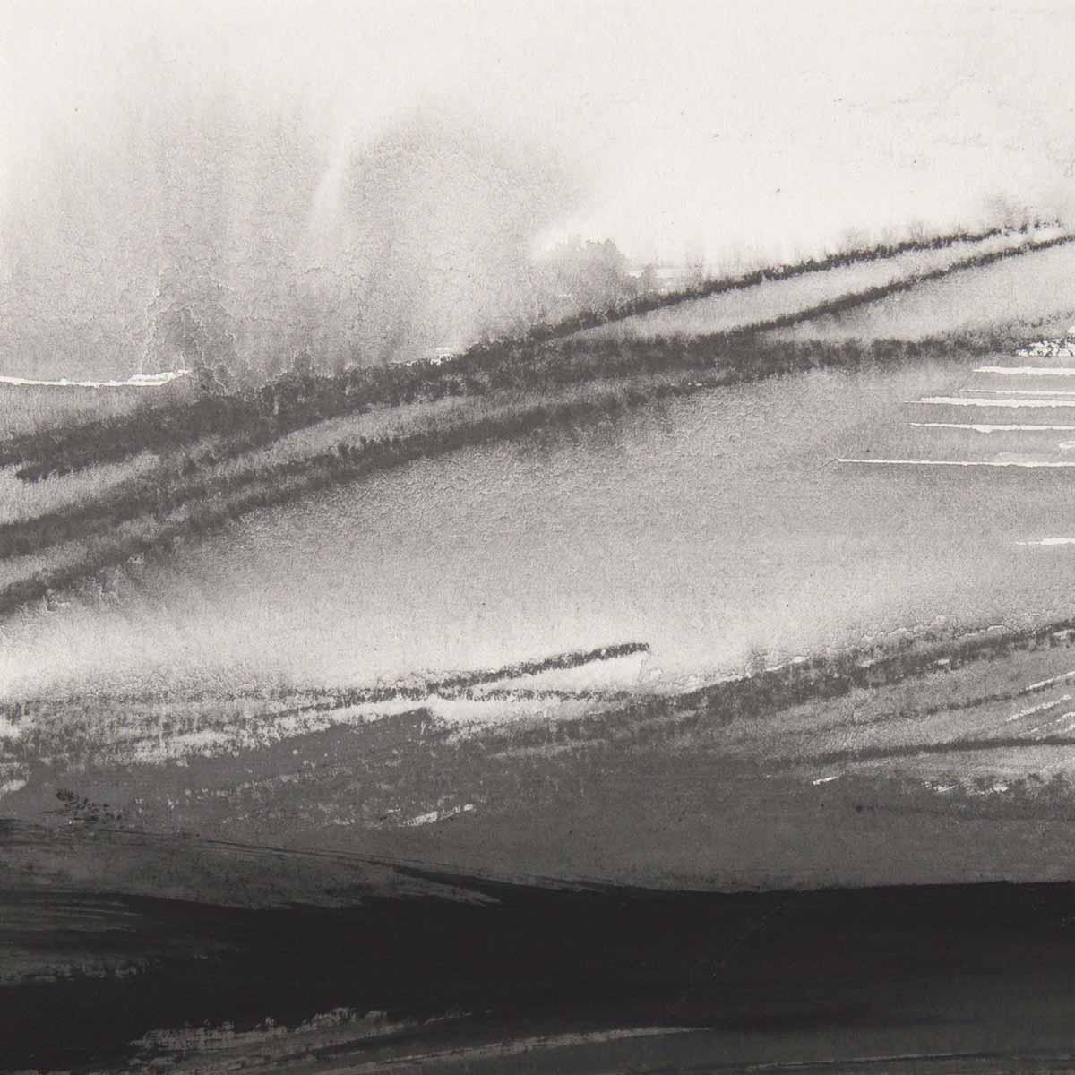 10 x 10 cm, aquarelle, encre de Chine et graphite sur papier, 2 nov 14