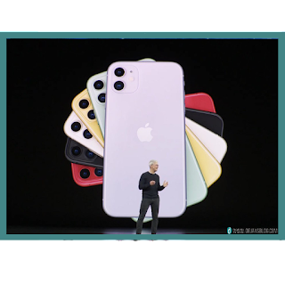 Apple Releases iPhone 11: comes in six (6) different Colors!