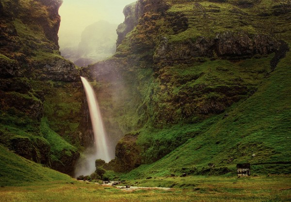 Iceland Fossby D'Arcy Guerin Gue