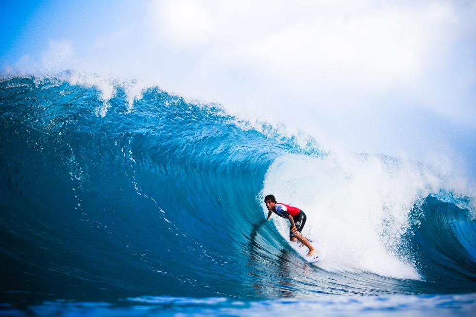 9 Filipe Toledo BRA Billabong Pipe Masters Fotos WSL Kelly Cestari