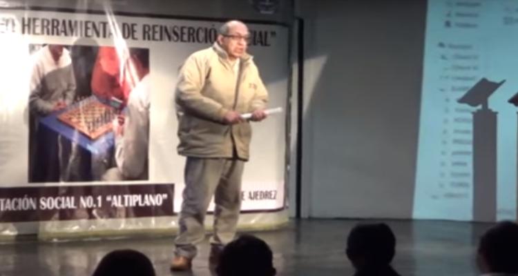 """VIDEO: La Tuta lanza mensaje a los """"fieles peones"""" desde El Altiplano"""