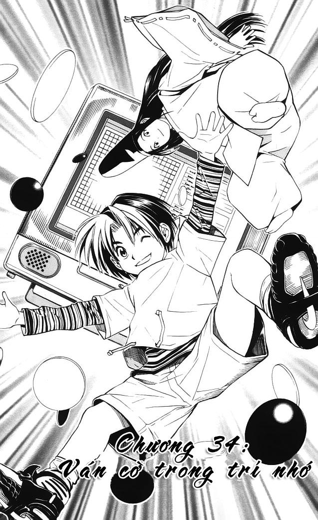 Hikaru No Go hikaru no go chap 34 trang 2