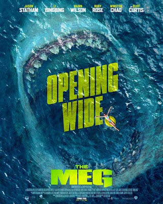 Film The Meg 2018