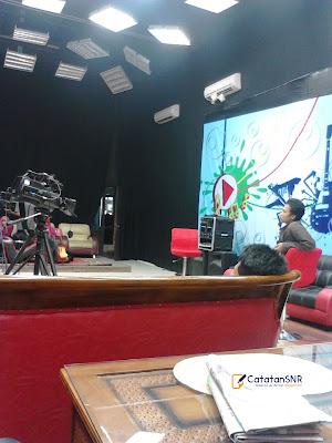 Pengalaman Prakerin/PKL SMK di Stasiun TV