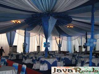 Sewa Tenda Dekorasi VIP - Rental Tenda VIP Jakarta