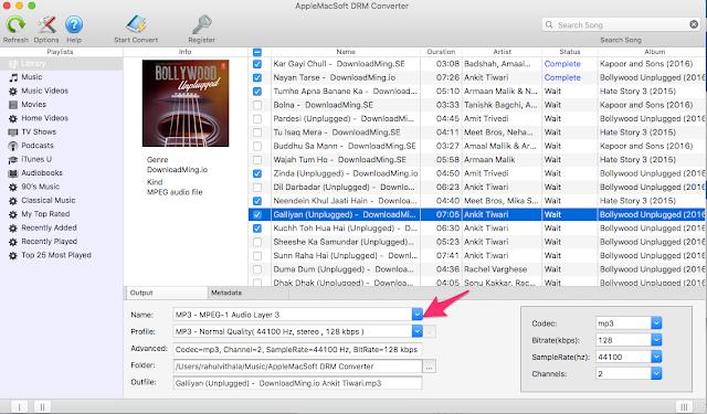 AppleMacSoft DRM Converter Tool