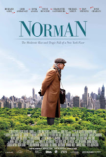 Norman: The Moderate Rise and Tragic Fall of a New York Fixer - Poster & Trailer