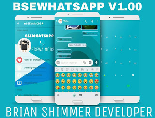 BSWhatsApp Mod Apk Latest Version 2018