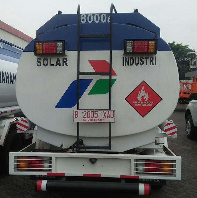kredit dp ringan tangki bbm colt diesel 2019