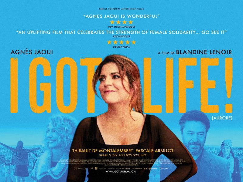i got life! uk poster
