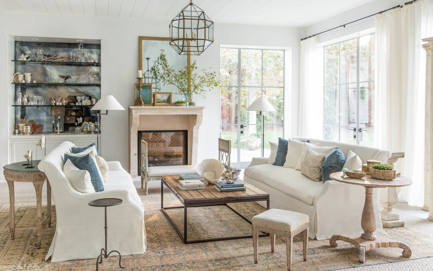 High Quality Decor Inspiration: An Inspiring Modern Farmhouse Living Room