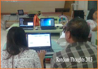 Online workshop on housekeeping learners data
