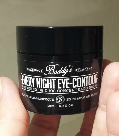 Boddy's Pharmacy Skincare Every Night Eye Contour