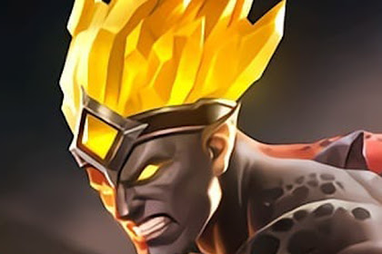 Wallpaper Skin Mobile Legends Hayabusa