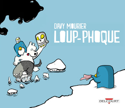Loup-phoque de Davy Mourier