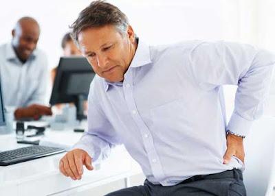 Cara mengatasi nyeri punggung