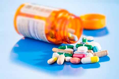 Lista completa de Medicamentos Psiquiátricos