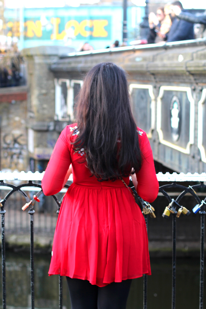 Camden canal - London fashion blog