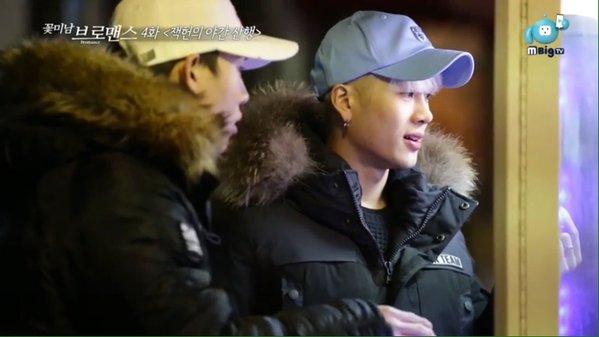 Jackson GOT7 Ngaku Punya Pacar di 'Celebrity Bromance'