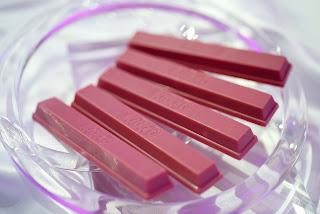 Nestle Ruby Kitkat