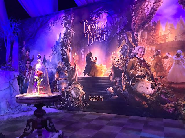 2017 Disney Social Media Moms Celebration: Day 2 Recap, Beauty and The Beast