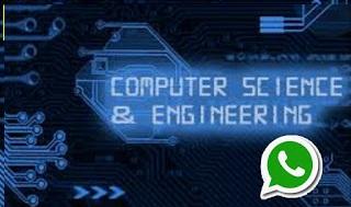 COMPUTER SCIENCE ENGINEERING(CSE) WHATSAPP GROUP  LINKS ;