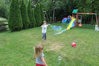 Portable Big Bubbles 12