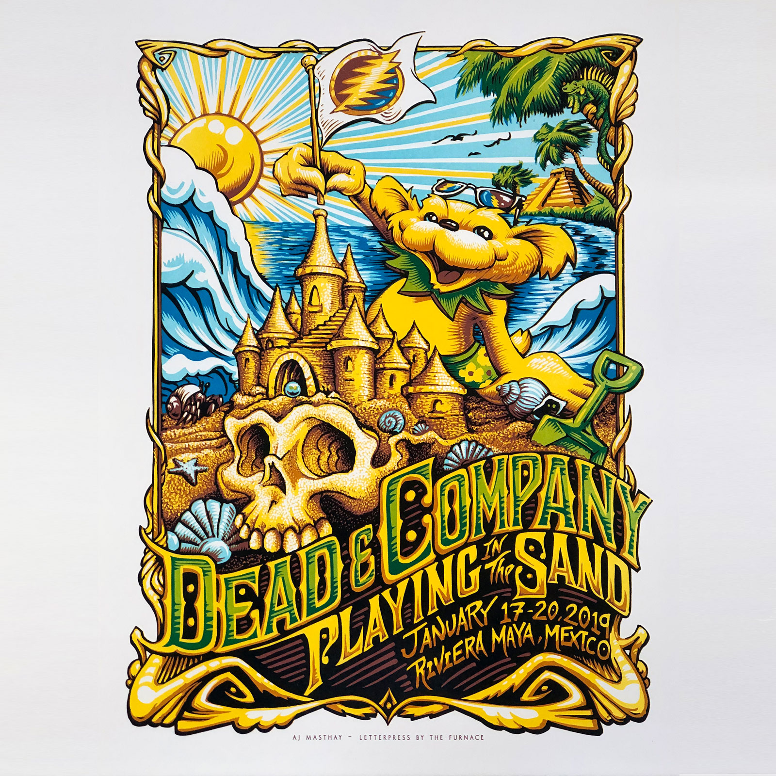 The Curtain With: Dead & Company - 2019-01-20 Playing In The