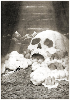 Sidney Sime saves vs Death?