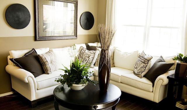 Sofa Minimalis Ruang Tamu 3x3