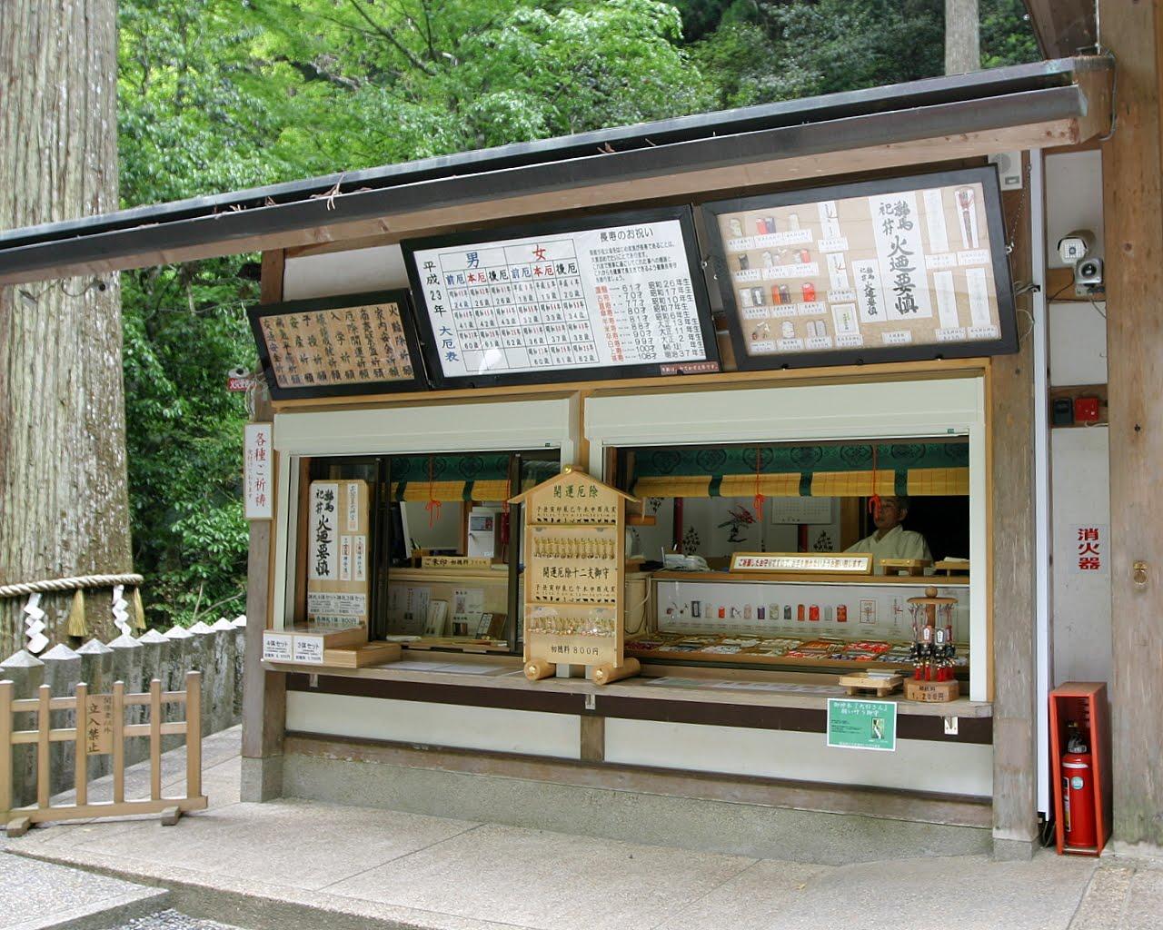 跟著相機去旅行: 【補充】日本神社簡介