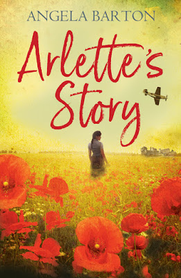 French Village Diaries book review Arlette's Story by Angela Barton