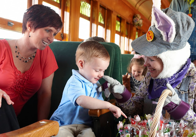 Easter Bunny Train, Lancaster County