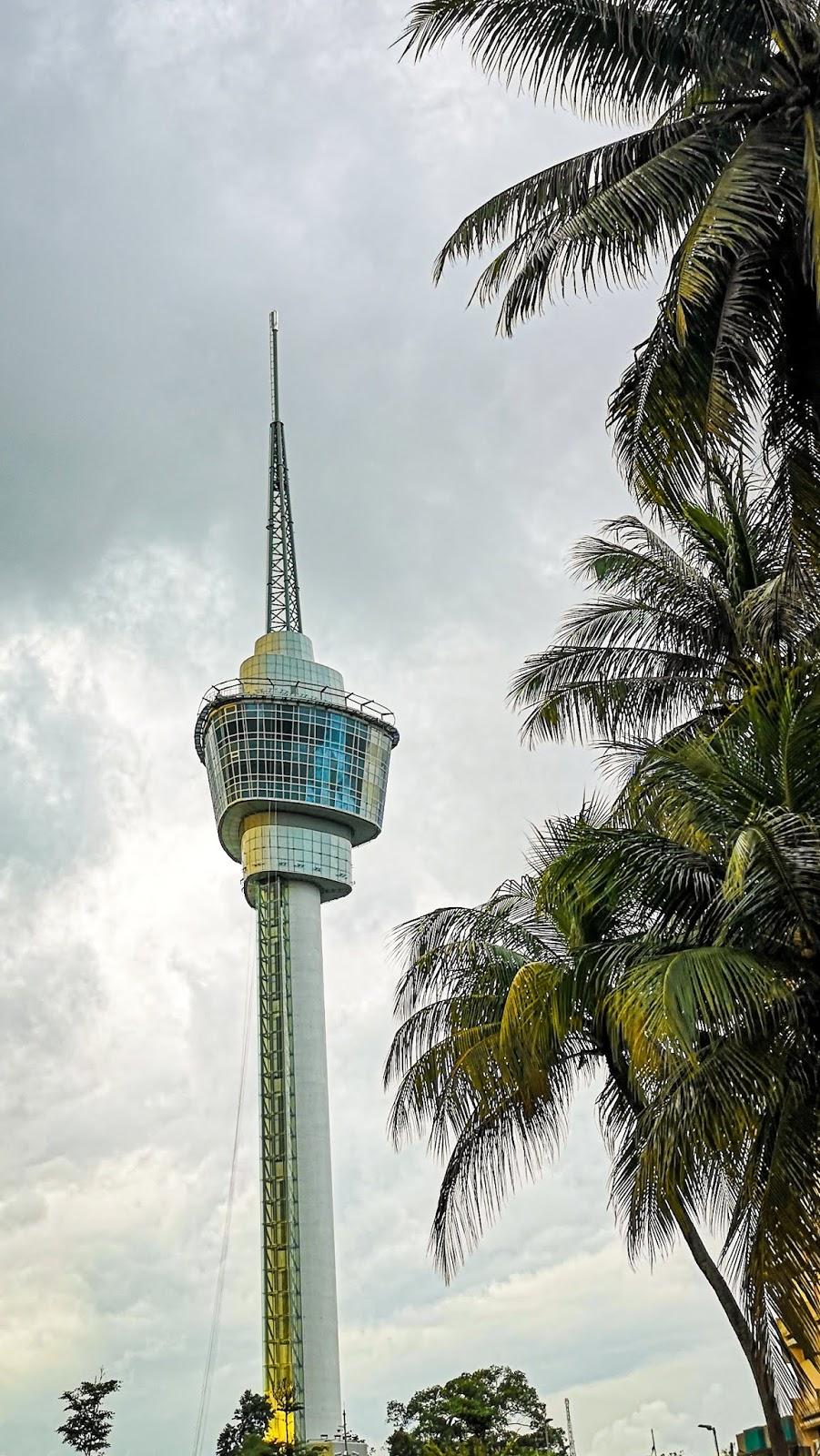 Menara Teruntum Kuantan Pahang siang