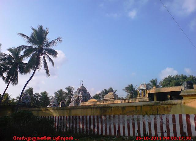 Kezhaperumpallam Siva Temple