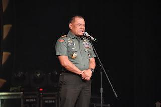 Panglima TNI : Festival Film Nusantara Tumbuhkan Rasa Nasionalisme