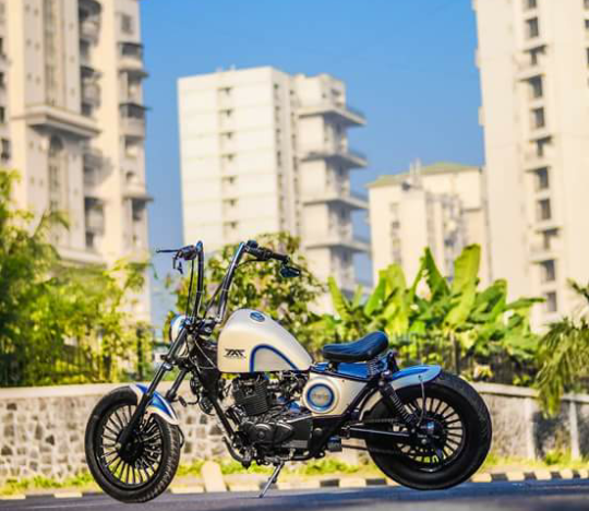 Maratha Motorcycles SoftTail Bobber