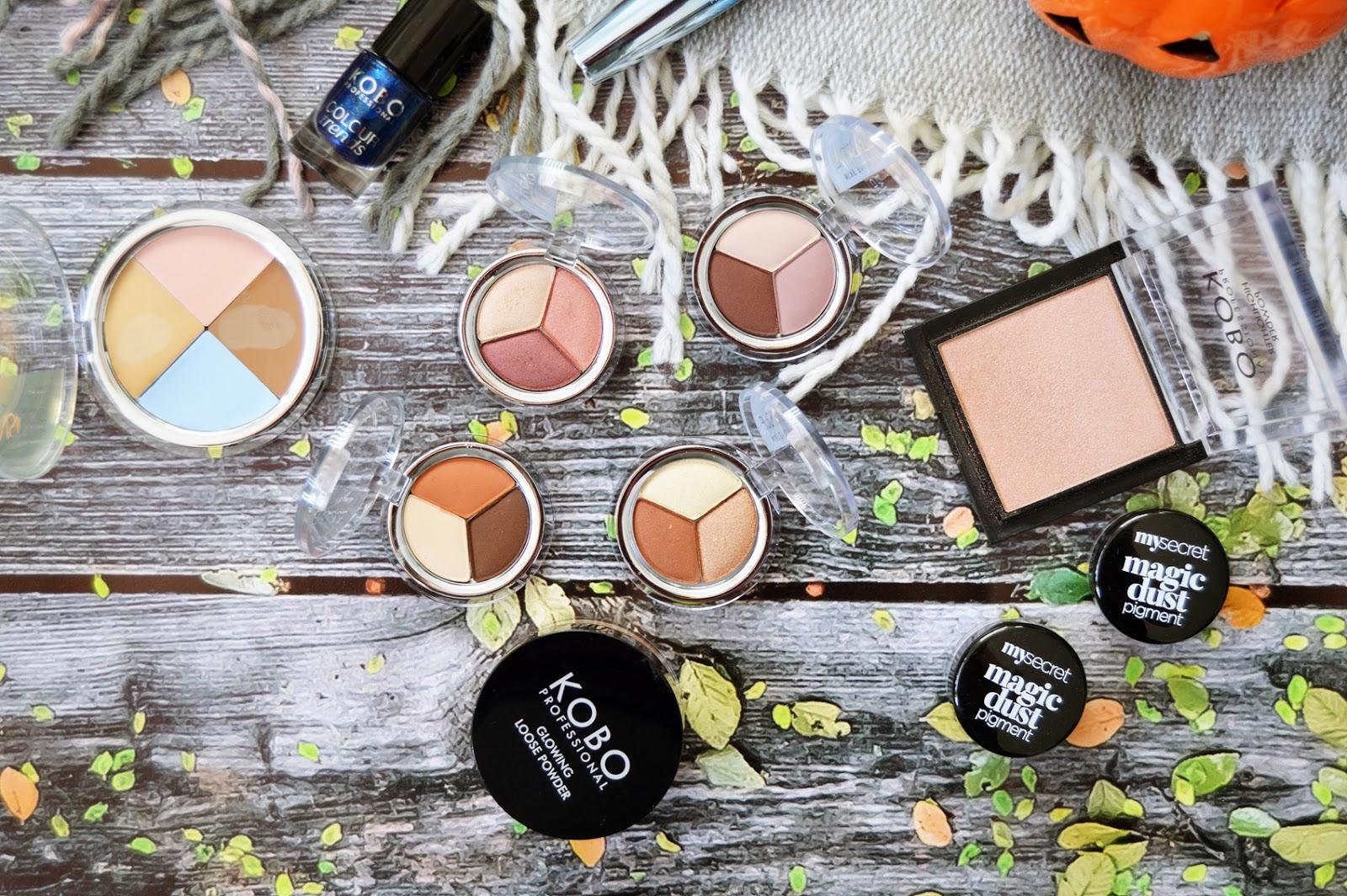 Nowości do makijażu w Drogeriach Natura